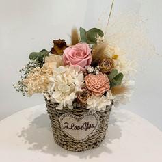 Flower Basket 10