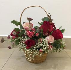 Flower Basket 1