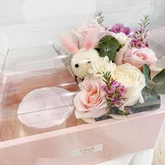 Flower Cake 9