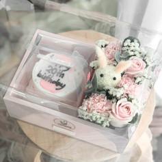 Flower Cake 25