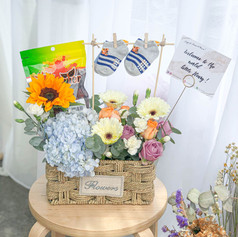 Flower Box 60