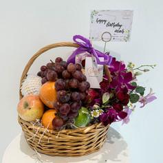 Flower Basket 8