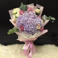 Giant Fluff (Purple)