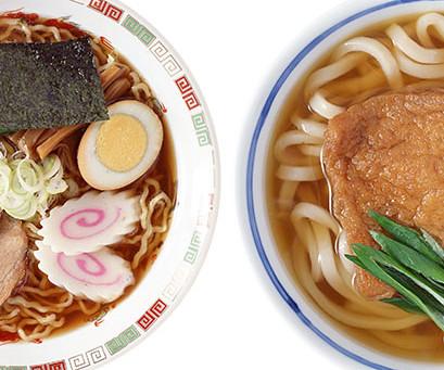 [J-Special] 愛麵族看這邊! 日本麵類大集合