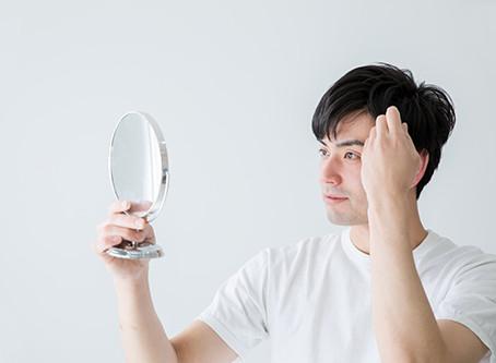 [J-Beauty] 男性的掉髪與 白髪對策