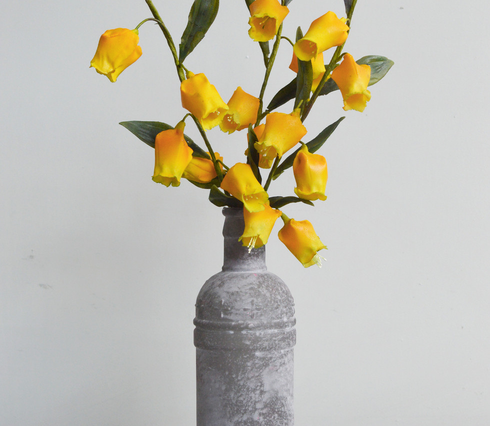 Bean paste flowers