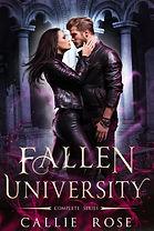 Fallen University (Complete Series Box Set)