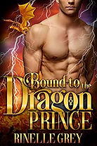 Bound to the Dragon Prince (Return of the Dragons 2)