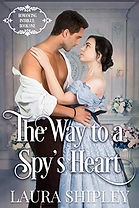 The Way to a Spy's Heart (Romancing Intrigue Book 1)