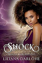 Shock: A paranormal women's fiction fairy tale romance (Masters from Afterlife Book 1)