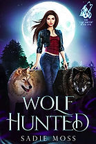 Wolf Hunted (The Last Shifter Book 1)