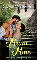 Meant to be Mine (The Hesitant Husbands Book 1)
