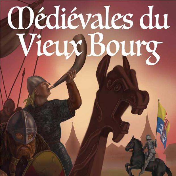 Medieval festival poster 2018