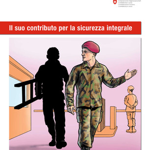 Do you know who you're letting in? Swiss department of defence, 2015