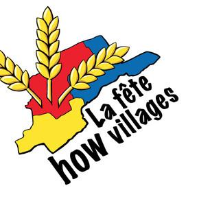 Logo fête villageoise, Prêles