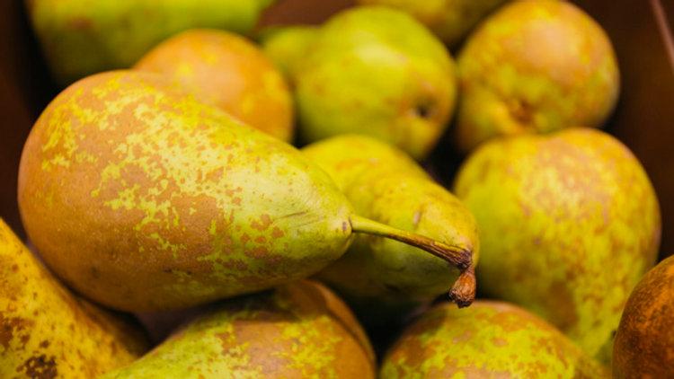 Comice pears (local)