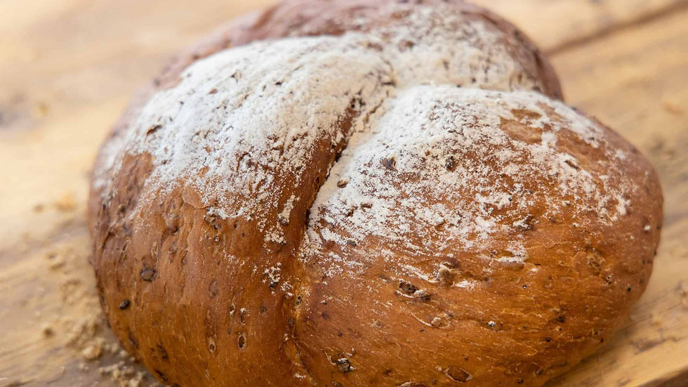 Large Rustic Granary Ryders Bakery 800g