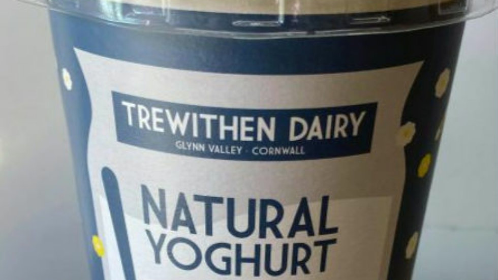 Yogurt Natural Trewithen 500ml