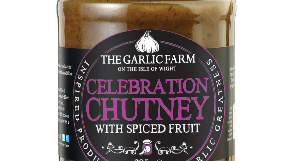 Isle of Wight Celebration chutney