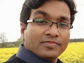 Warm welcome to our new intern Dr. Salim Hossain Reza