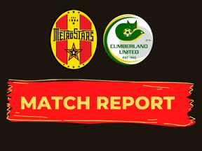 Match Report: MetroStars 2-3 Cumberland United