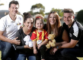 MetroStars and Adelaide City join forces to fight for a cause