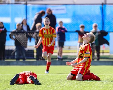 2019 - Junior Boys Cup Semi Finals