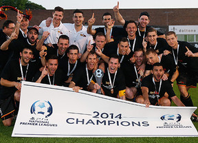 MetroStars Claim 2014 National Title