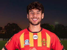 Zafiridis signs for MetroStars