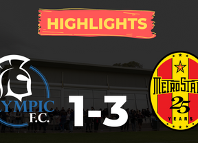 HIGHLIGHTS: Adelaide Olympic 1-3 MetroStars