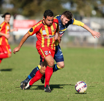 2016 - FFA Cup - vs Western Strikers