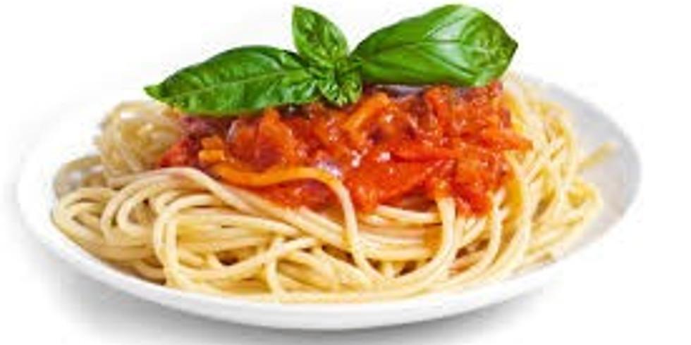 Dinner With The Stars - Pasta Night