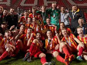 MetroStars target more success after FFA Cup SA triumph