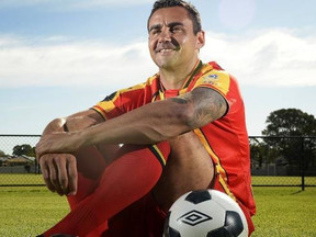 Oh my Dodd! Former Reds skipper Travis pulls on the boots again