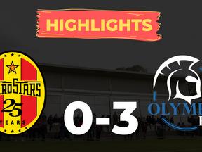 HIGHLIGHTS: MetroStars 0-3 Adelaide Olympic