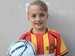 MetroStars' Junior To World Cup