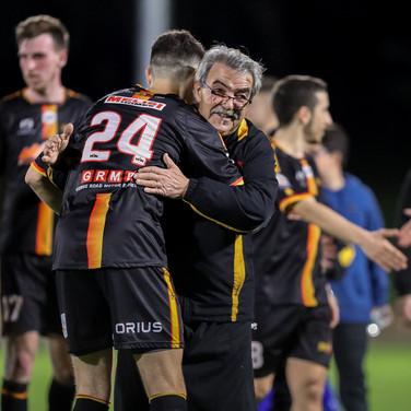 2019 - NPL - R22 vs West Adelaide