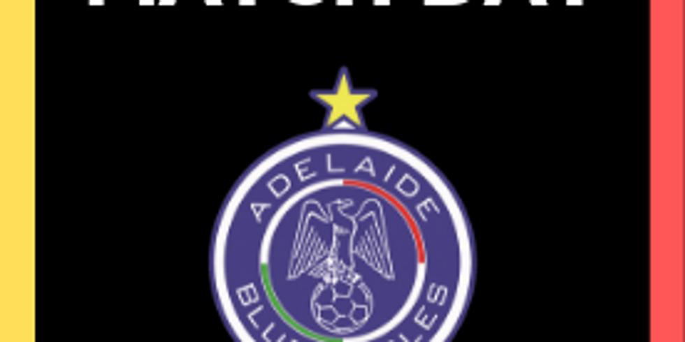 MetroStars vs. Adelaide Blue Eagles