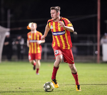 2018 - NPL - Elimination Final vs Adelaide City