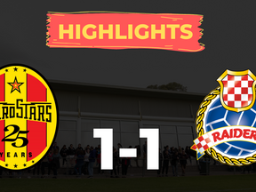 HIGHLIGHTS: MetroStars 1-1 Raiders