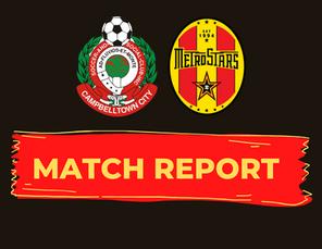 Match Report: Campbelltown City 4-2 MetroStars
