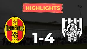 HIGHLIGHTS: MetroStars 1-4 Adelaide City