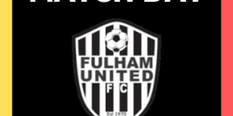 MetroStars vs. Fulham United