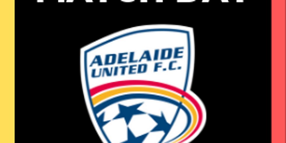 MetroStars vs. Adelaide United