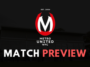 Round 15 Preview – MUWFC vs. Adelaide Comets