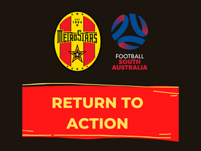 Important Return to Action information   29.7.21