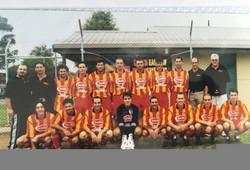 1999 MetroStars First Team