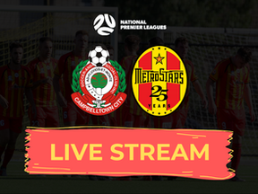 LIVE STREAM: Campbelltown City vs. MetroStars