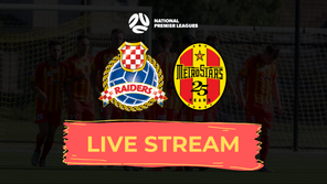 LIVE STREAM: Raiders vs. MetroStars