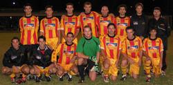 2004 MetroStars First Team